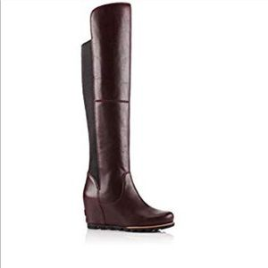 Sorel Shoes - Sorel over the knee Wedges